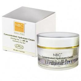 Крем морковный Concentrated Hydratant Cream (anti age № 1)