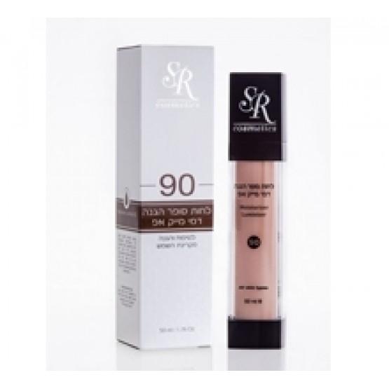 Увлажняющий крем с тональным эффектом SPF 90 Demi Make-up Moisturizer SPF 90
