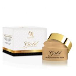 Золотая маска Голливуд Hollywood Gold Mask 24K
