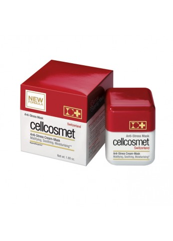 Крем-маска Антистресс Cellcosmet Anti-Stress Mask Cream