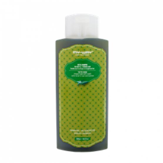 Шампунь для тонких хрупких волос Nettle Shampoo For brittle, thinning hair