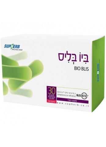 Пробиотик К12 для здоровья рта горла и ушей Supherb