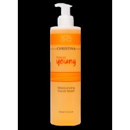 Forever Young Moisturizing Facial Wash Увлажняющий гель для умывания
