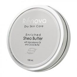 Renova Enriched Shea Butter Масло ши натуральное