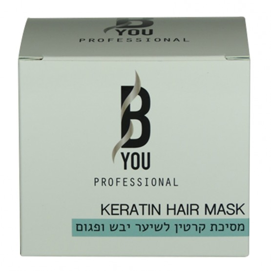 B You Professional Keratin Hair Mask Кератиновая маска для волос