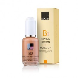B3 Problematic Skin Drying Suspension Make Up Тонирующая подсушивающая эмульсия