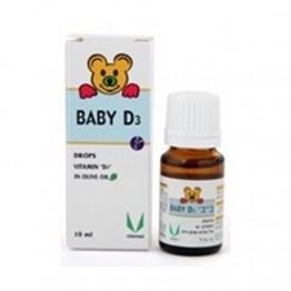Витамин Д3 для грудничков на базе оливкового масла