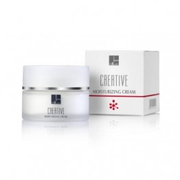 Creative moisturizing cream for normal dry skin Увлажняющий крем
