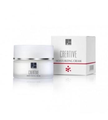 Creative moisturizing cream for normal dry skin Увлажняющий крем