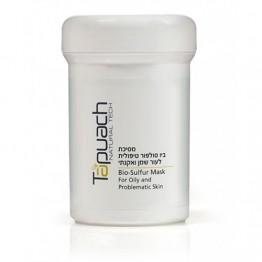 Tapuach Противовоспалительная биомаска для жирной и проблемной кожи Bio Sulfur Mask