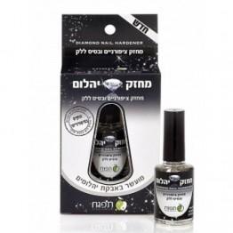 Tapuach Препарат для укрепления ногтей бриллиантовый Diamond Nail Hardener