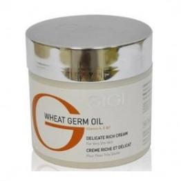 Wheat Germ Oil Delicate Rich Cream Нежный питательный крем