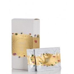 Альгинатная гелевая маска с био золотом с омолаживающим эффектом GOLD THERAPY MASK