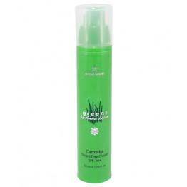 Greens Camellia Tinted Day Cream SPF30 Камелия-увлажняющий дневной крем