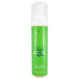 Greens Extra Mild Facial Foam Деликатный мусс
