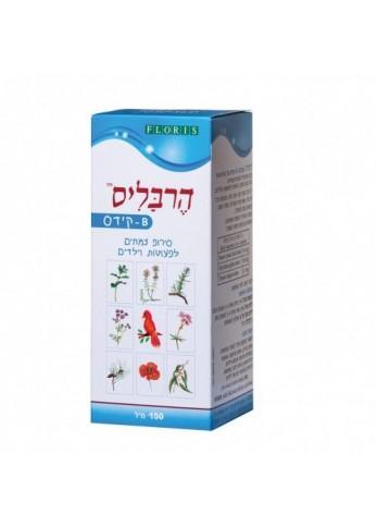 Сироп от кашля для маленьких детей Herbalis
