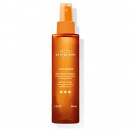 Солнцезащитное масло-спрей для тела и волос Sun Oil ***