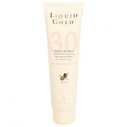 Liquid Gold Triple Benefit Day Cream Тройной эффект дневной крем с SPF30