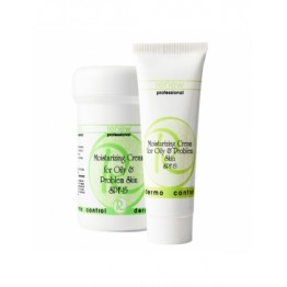 Dermo Control Moisturizing Cream for Oil and Problem Skin SPF15 Увлажняющий крем