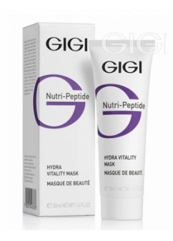 Nutri-Peptide Hydra Vitality Mask Пептидная увлажняющая маска красоты