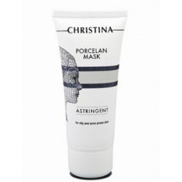 Porcelan Masque Astringent Поросуживающая фарфоровая маска «Порцелан» для жирной и проблемной кожи