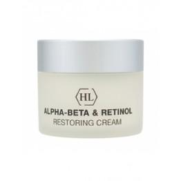 ALPHA-BETA & RETINOL Restoring Cream Восстанавливающий ночной крем