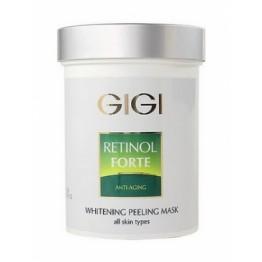 RETINOL FORTE Whitening Peeling Mask Маска-пилинг отшелушивающая отбеливающая