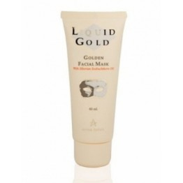 Liquid Gold Golden Facial Mask Золотая маска