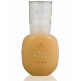 Liquid Gold Golden Silk Facial Serum Серум золотой шелк