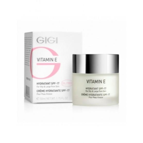 VITAMIN E Hydratant SPF 17 for Oily Skin Увлажнитель для жирной кожи
