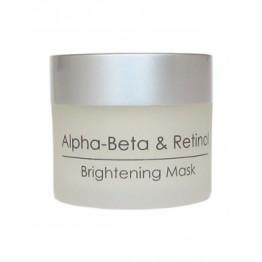 ALPHA-BETA & RETINOL Brightening Mask Отбеливающая лифтинговая маска
