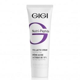 Nutri-Peptide 10% Lactic Cream Пептидный крем с 10% молочной кислотой