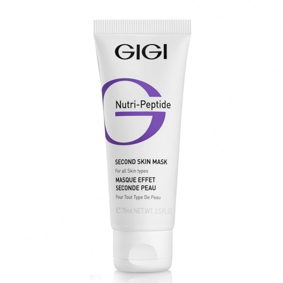 Nutri-Peptide Second Skin Mask Черная пептидная пилинг маска