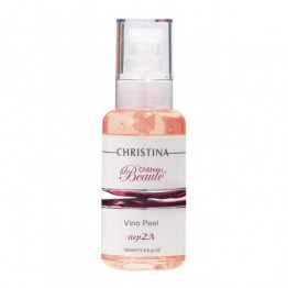 Chateau de Beaute Vino Peel (Step 2a) Винный пилинг