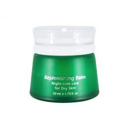 Greens Replenishing Balm for Dry Skin Жирный ночной крем