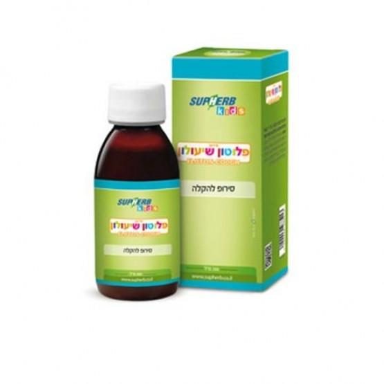 Антипростудный сироп для детей Supherb Flutone for children 200 ml