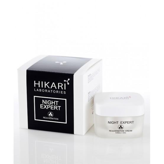Крем для ночного ухода за смешанной и жирной кожей NIGHT EXPERT Cream
