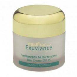 EXUVIANCE Fundamental Multi-Protective Day Creme SPF 15 Дневной базовый защитный крем для нормальной и сухой кожи