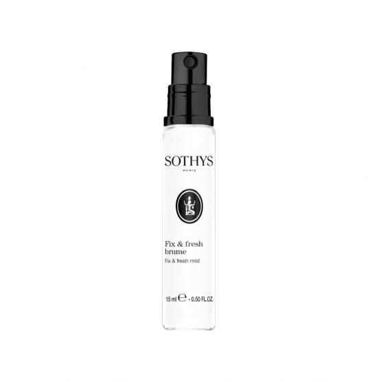 Фиксатор-спрей для макияжа Sothys Fix & Fresh Mist