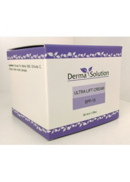Derma Solution Антивозрастной крем ULTRA LIFT CREAM SPF-15