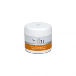 Увлажняющий крем для лица с витамином С для нормальной и комби кожи с SPF25 Moisturizing Cream Vitamin C