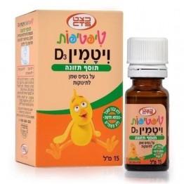 Витамин Д3 для грудничков