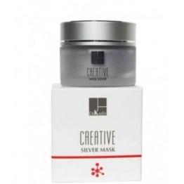 Creative Silver Mask Серебряная маска Creative
