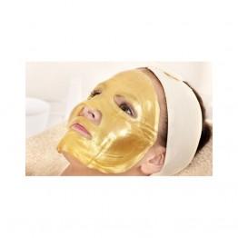 Специальные лечебные пластырь-маски для лица Gold Mask Q10